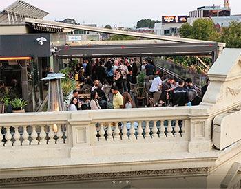 Rooftop Sky Bar
