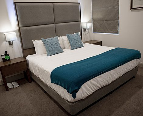 Deluxe Hotel Room South Melbourne