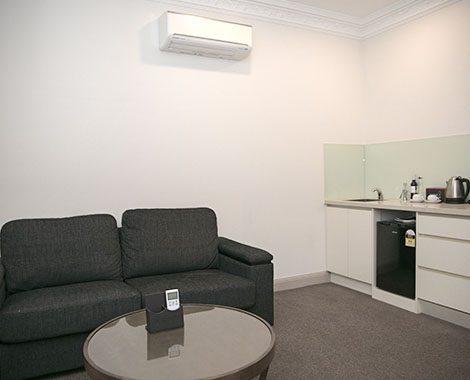 Twin Room Kitchenette
